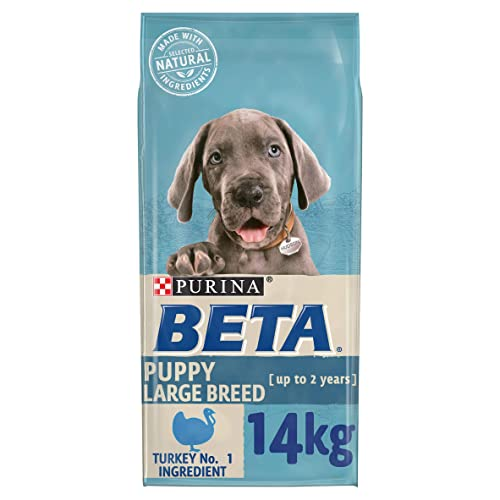 best dry dog food for large breeds