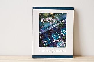 Fundamental Methods of Mathematical Economics. 4th (Forth) Edition
