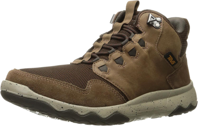 Teva Men's M Arrowood Mid Waterproof Hiking Boot