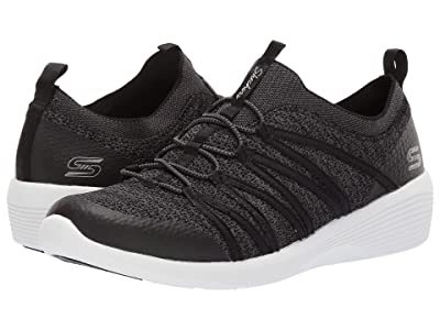 SKECHERS Arya (Black/White) Women