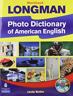 Longman Photo Dictionary of American English, New Edition (Workbook with Audio CD)