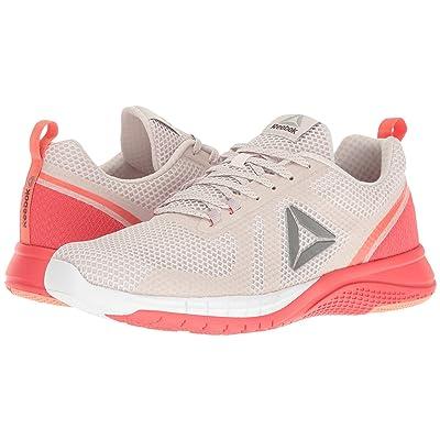 Reebok Print Runner 2.0 (Lilac Ash/Whisper Grey/Fire Coral/Stellar Pink) Women