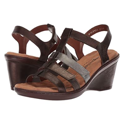 Walking Cradles Laurel (Metallic Multi Leather) Women