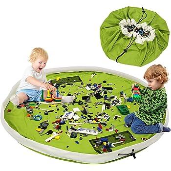 BelleStyle Bolsa de Almacenamiento de Juguetes para niños ...