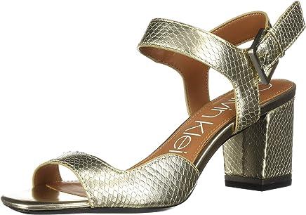 Calvin Klein Women's Chantay Heeled Sandal
