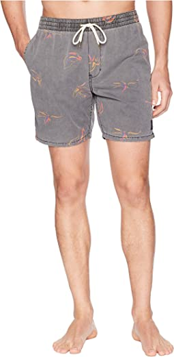 Globe Split Poolshorts