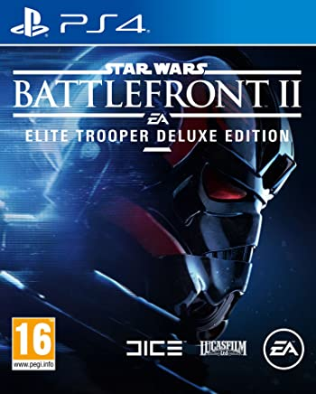 Electronic Arts Star Wars Battlefront II Elite Trooper Deluxe Edition PS4 Game