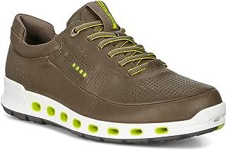 ECCO Men's Cool 2.0 Leather Gore-Tex Fashion Sneaker