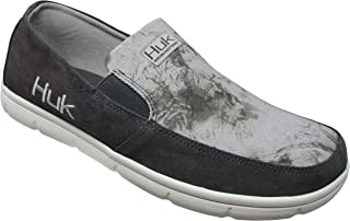 Huk Men's Brewster Leather Shoes