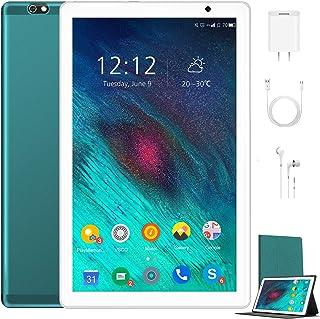 4G Tablette Tactile 10.1 Pouces Android 10.0 Certifié par Google GMS DUODUOGO G20 Tablette Pas Cher 4Go RAM 64Go ROM/Extensible à 128 Go Tablette PC 8000mAh Double Caméra/SIM NETFILX GPS WiFi