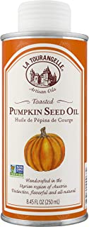 La Tourangelle, Toasted Pumpkin Seed Oil, 8.45 Ounce (Packaging May Vary)