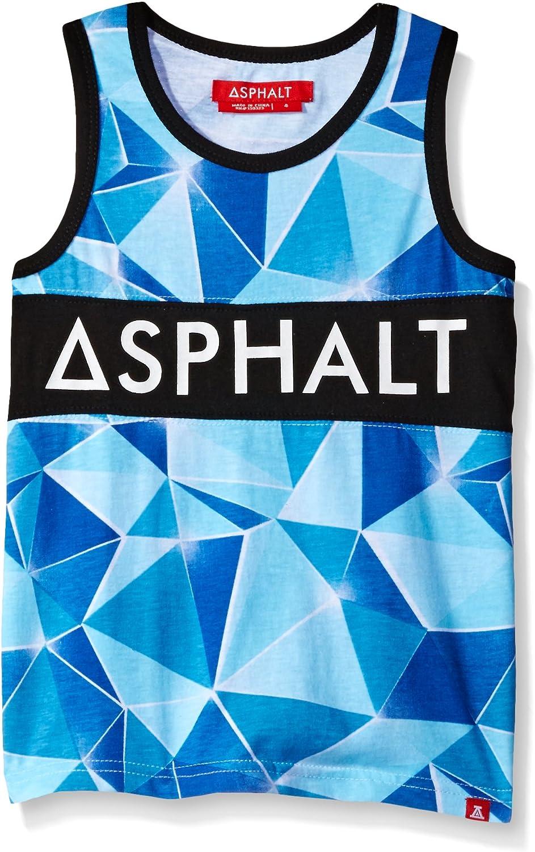 Asphalt Yacht Club Boys' Prism Tank Shirt