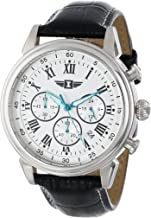 Best invicta black leather strap Reviews