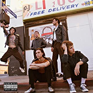Hard To Imagine The Neighbourhood Ever Changing [Explicit]