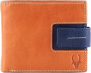 WILDHORN Orange Men's Wallet (WHGW26)