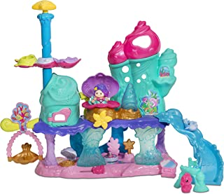 little people mermaid castle