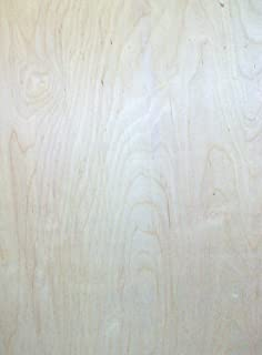 """1/8"""" Baltic Birch Plywood 24"""" X 48"""" 2-pack"""