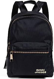 Marc Jacobs Women's Trek Pack Medium Backpack, Black, One Size