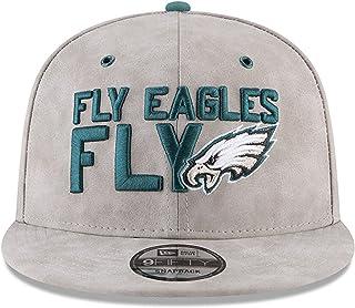 finest selection 2868c 0d0ba New Era Philadelphia Eagles 2018 NFL Draft Spotlight Premium 9FIFTY  Snapback Adjustable Hat – Gray