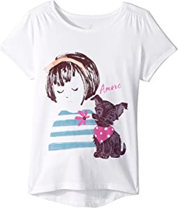 Amore Tee (Toddler/Little Kids/Big Kids)