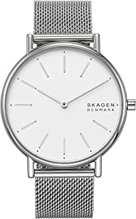 Skagen Signatur Stainless Steel 38mm Minimalist Watch
