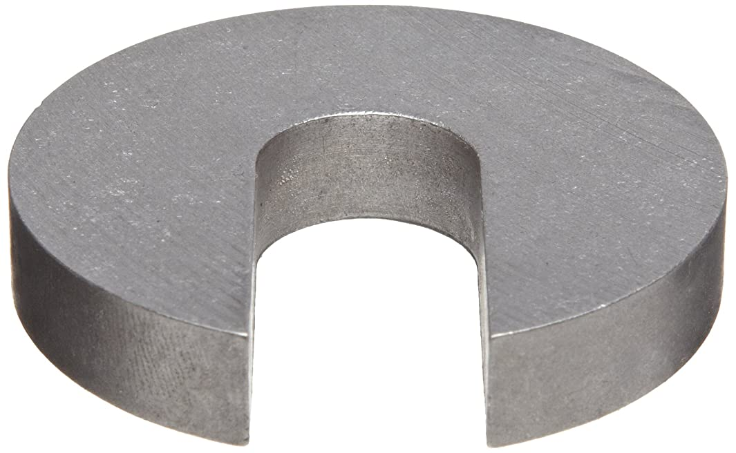 18-8 Stainless Steel Slotted Washer, 5/16