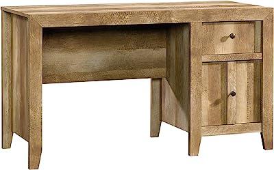 Sauder Dakota Pass Desk, Craftsman Oak finish