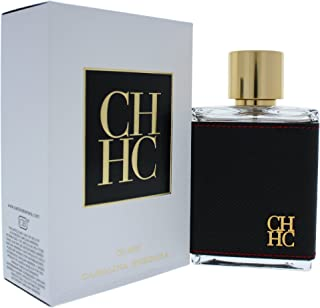 CH by Carolina Herrera for Men - 3.4 oz EDT Spray ,(Packaging may vary)