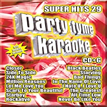 Party Tyme Super Hits 29 16-song G