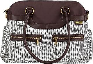 JJ Cole Satchel Diaper Bag
