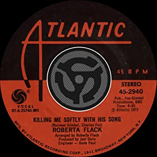 Killing Me Softly With His Song / Just Like A Woman [Digital 45]