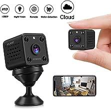 Cloud Mini Camera-CUSFLYX WiFi 1080P HD Camera Wireless Remote Live Video Motion..