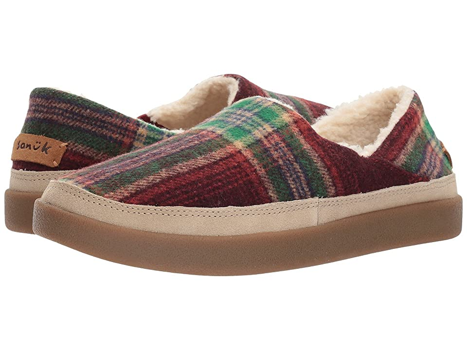 Sanuk Little Bootah (Vintage Rainbow) Women
