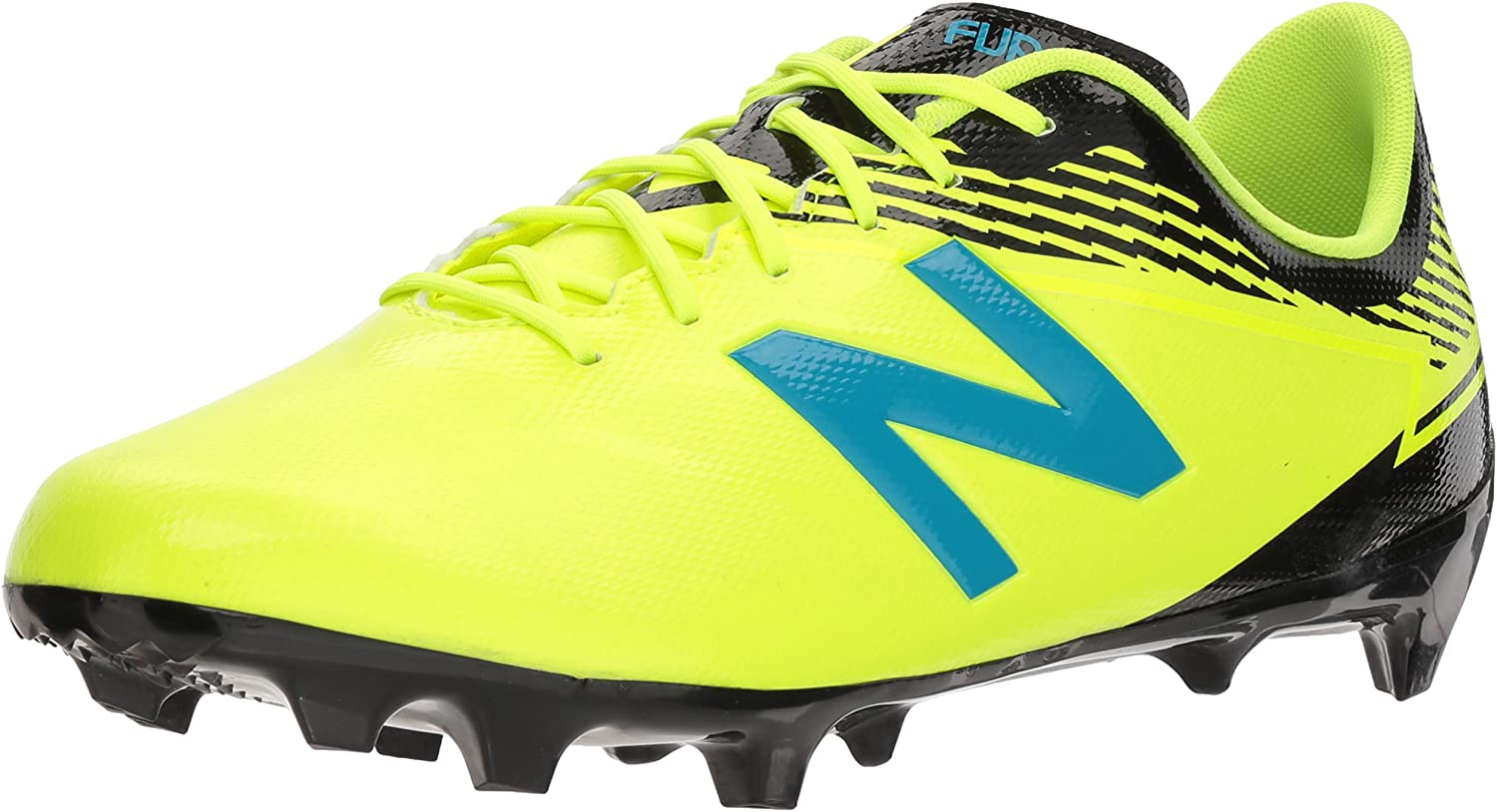 New Balance Men's Selling rankings Furon 3.0 Dispatch SEAL limited product Ground Firm Soccer Shoe