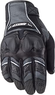 Joe Rocket Men's Phoenix 4.0 Motorcycle Riding Gloves (Grey/Black/Silver,  X-Large)