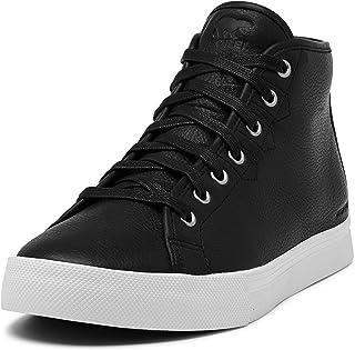 Sorel Men's Caribou Sneaker Chukka - Waterproof - Black, White - Size