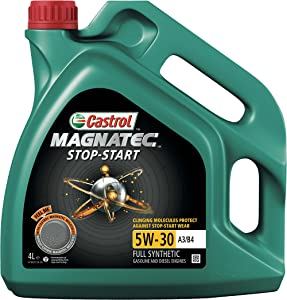 Castrol MAGNATEC 5W-30 A3 B4 STOP-START Engine Oil
