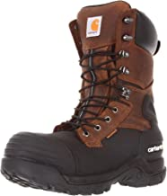 insulated composite toe work boot