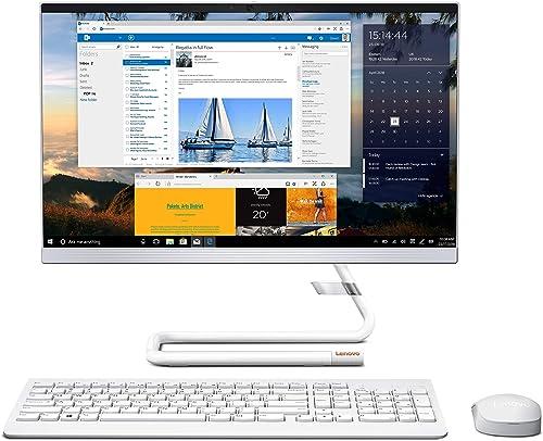 Lenovo IdeaCentre AIO 3 21.5-inch Full HD All in One Desktop (AMD Ryzen 3/8GB/1TB HDD/Windows 10/MS Office 2019/Integ...