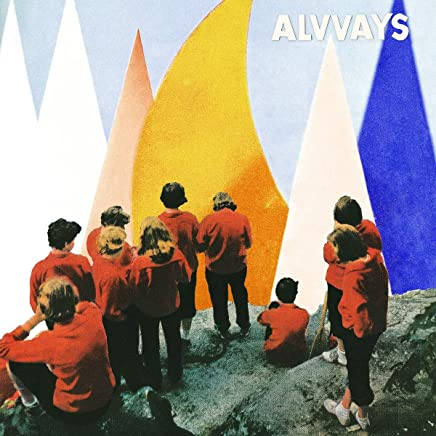 ALVVAYS - ANTISOCIALITIES (1 LP)