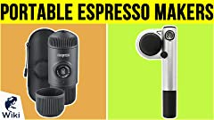 Amazon.com: Wacaco Minipresso GR, Portable Espresso Machine ...