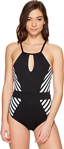 La Blanca - Mime Games Hi-Neck Mio