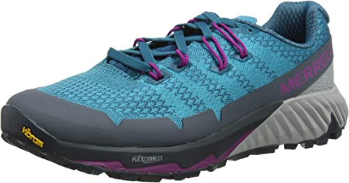 Merrell Agility Peak Flex 3, Chaussures de Trail Femme