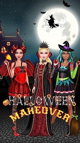 Halloween Makeover: Makeup and Dress Up Giochi per Ragazze e Bambini