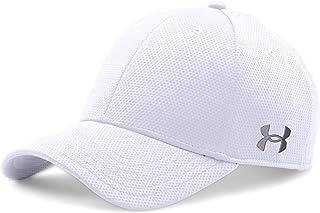 قبعة رجالي قابلة للتمدد بحافة منحنية من Under Armour