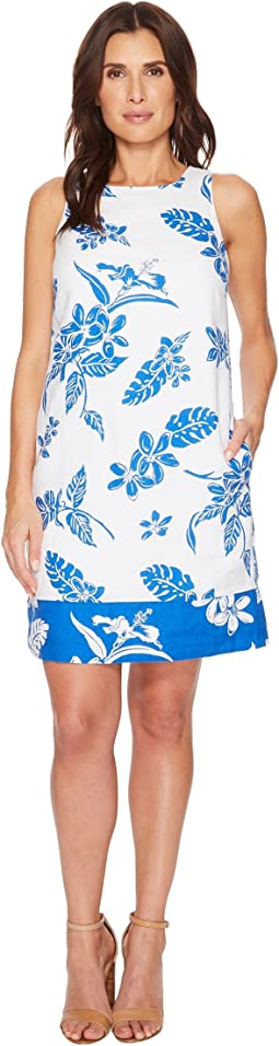 Hibiscus Hiatus Short Dress
