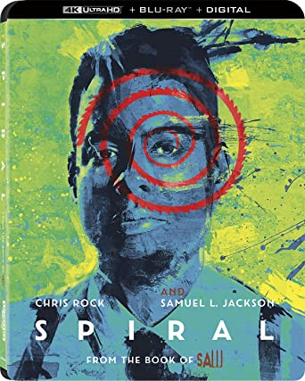 Poster. Spiral: From the Book of Saw