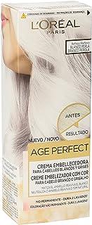 Age Perfect Crema Embellecedora Con Color Blanco Perla
