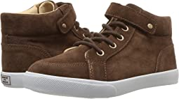 Leather High Top Sneaker (Toddler/Little Kid)