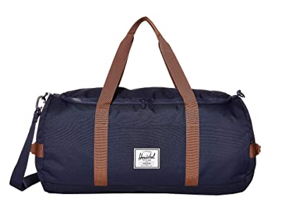 Herschel Supply Co. Sutton (Peacoat/Saddle Brown) Duffel Bags